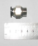Переходник 16х1,5хП10-ю пластик. трубку. 02.210.7034.100