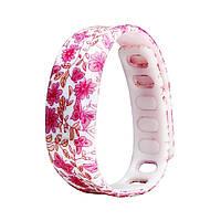 Модные силиконовые LED часы - браслет 2 в 1