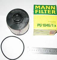 Фильтр топл. (смен. элемент) MB ATEGO (пр-во MANN). PU1046/1X