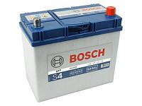 Аккумулятор Bosch S4 45AH/330A (S4021)