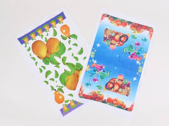 Полотенце фибра fruits (V1053/2) | 20 шт., фото 2