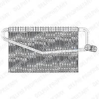 Испаритель кондиционера (патрубок 18 мм)  NISSENS 92245; MERCEDES 2098300158 на Mercedes-Benz W203, C209