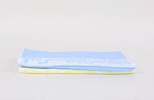 Полотенце для лица СВЕТЛАЯ РОЗА (V6085) | 10 шт., фото 2