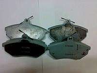 Колодки тормозные передние Geely CK (Джили СК) без ABS (оригинал)