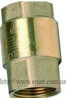Клапан обратный резьбовой тип 3121 Ду 15 GENEBRE