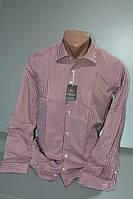 Мужская рубашка приталенная GUISEPPE GENTILE (размеры S,XXL)