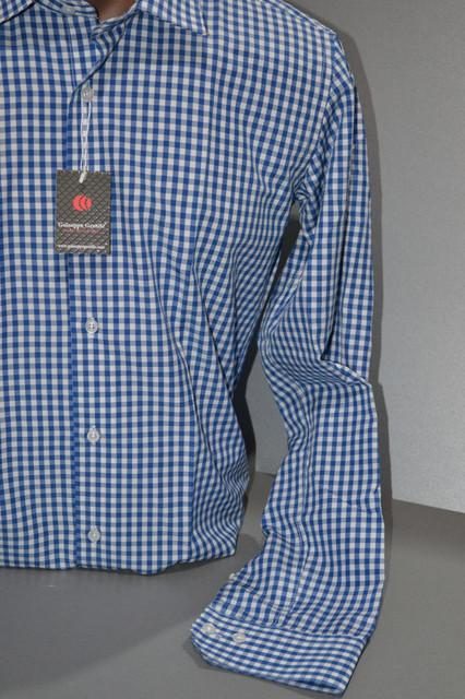 Мужская рубашка приталенная GUISEPPE GENTILE