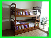 Двухъярусная кровать Карина-ЛЮКС