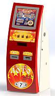 Лотерейный терминал (розыгрыш лотерей с выплатой выигрыша на месте)