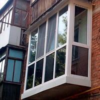 Заказать балкон металлопластиковый в Херсоне