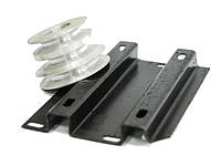 Набор для установки двигателя на мотоблок Нева - плита и шкив