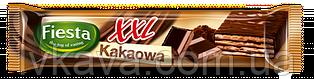Шоколадные  вафли Fiesta XXL kakaowa, 50 гр