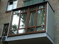 Купить пвх балкон французский в Херсоне