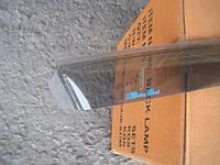 Ветровики на Дэу Ланос прозрачные