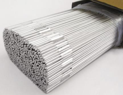 Присадочный пруток алюминиевый ER 5356 d 5,0 мм - Компания SvarMetall: сварочное, бензо и электро оборудование в Харькове