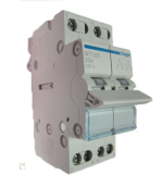 Переключатель трехпозиционный Hager SFТ225 (230В/25А)
