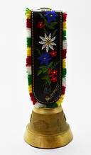 Старый коллекционный колокольчик латунь Германия