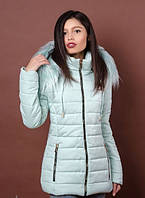 Женские молодежные зимние куртки