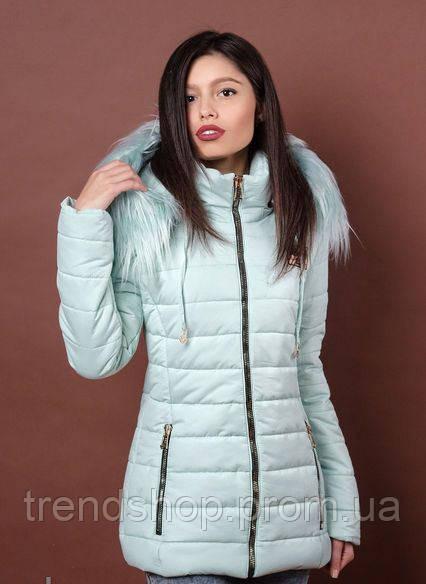 7da4d43afdaa Женские молодежные зимние куртки, цена 1 100 грн., купить в ...