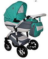 Детская универсальная коляска 2 в 1 Anmar Maseratti Eco 22