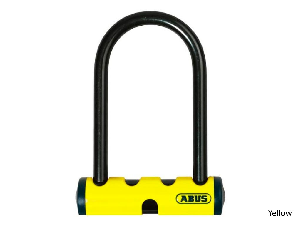 Замок ABUS 40/130HB140 U-mini 40 yellow