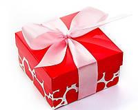 """Коробка """"Премиум"""" (красная), фото 1"""