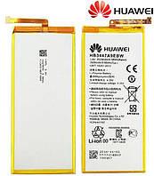 Батарея (АКБ, аккумулятор) HB3447A9EBW для Huawei Ascend P8 (2600 mah), оригинал