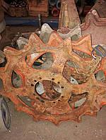 Колесо ведущее (звезда) гусеничного трактора Т-74 54.39.402-3