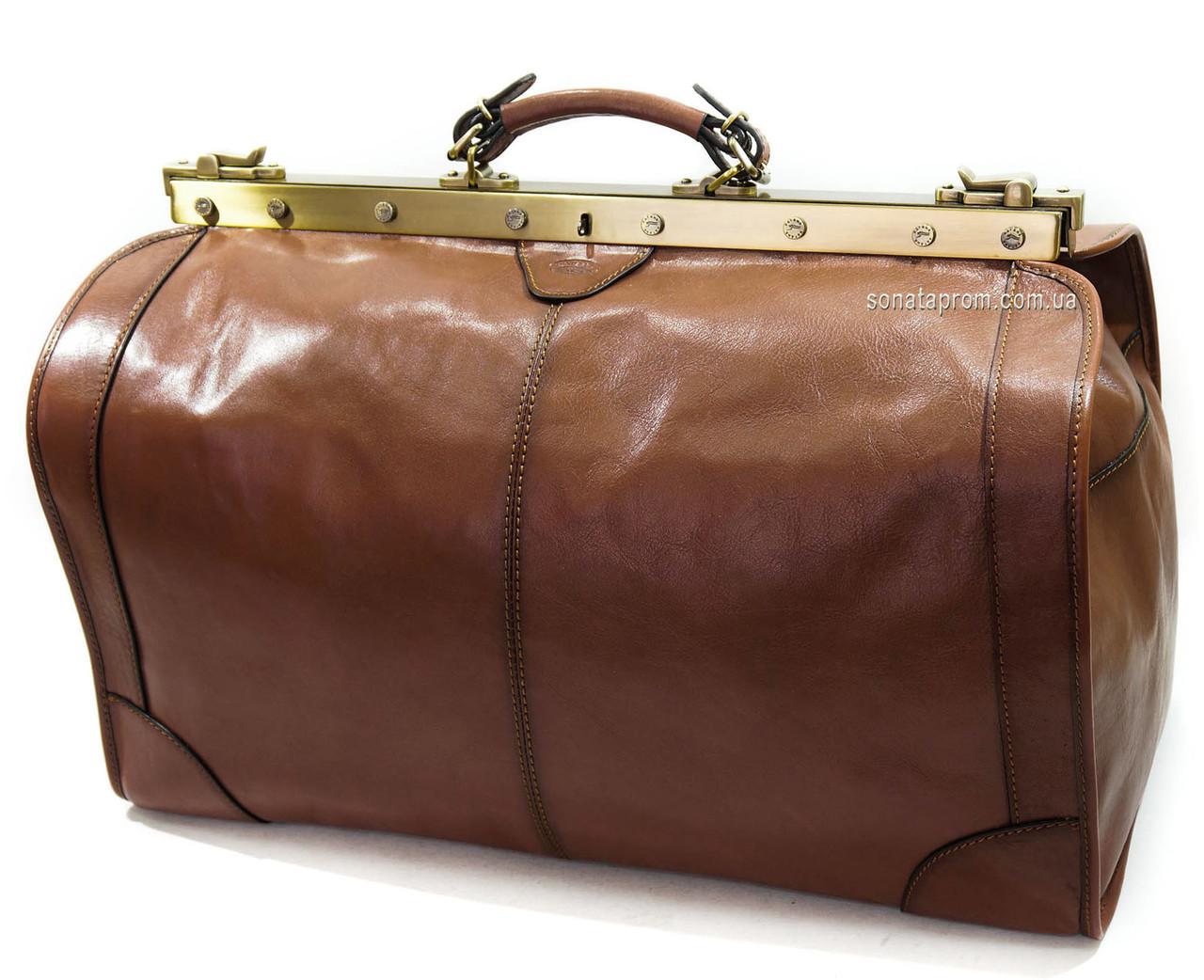 11c62cf09328 Саквояж кожаный Katana 8256 Франция, цена 4 859,10 грн., купить в ...