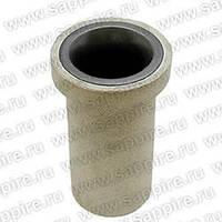 Тигель VTC-200 керамико-графитовый 150 куб.см, INDUTHERM (Золото-Серебро-Бронза)