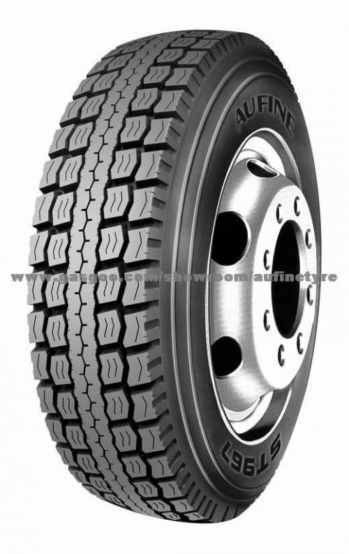 Грузовая шина 295/80R22,5 Doupro ST967 (Ведущая)