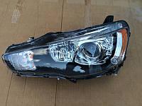 Фара левая Mitsubishi Lancer X (D2S+H11) 8301B432