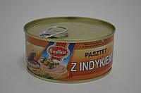 Паштет индюшиный Evrameat, 300 грамм Польша