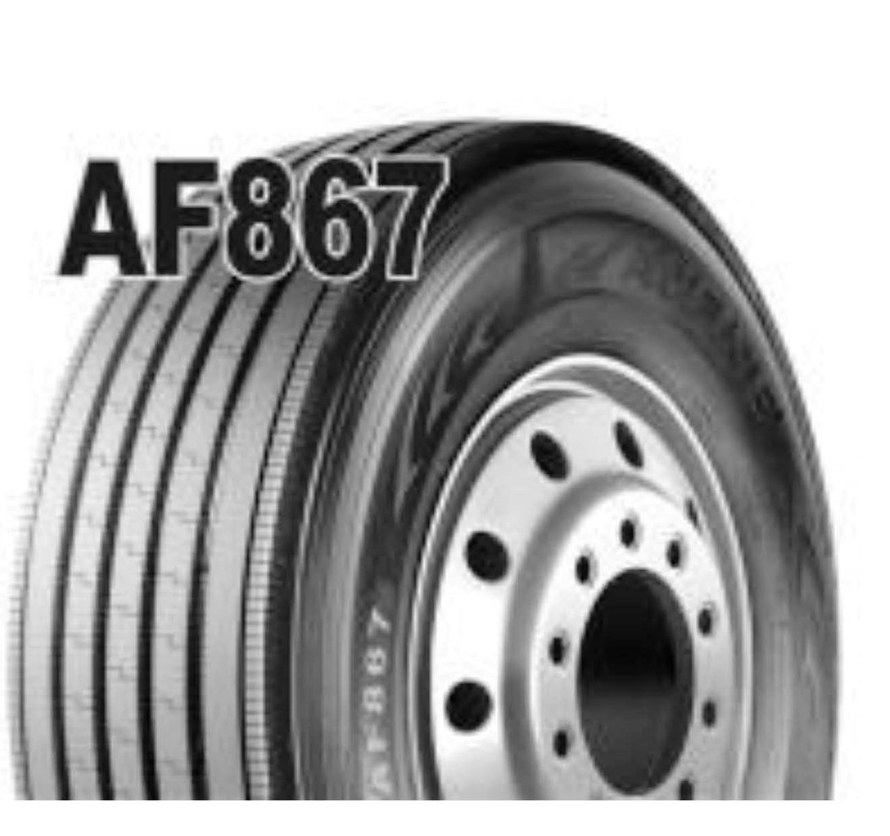 Грузовая шина 315/80R22.5  Aufine AF867 (Рулевая)
