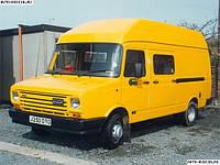 Лобовое стекло DAF 400