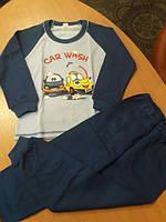 Пижама детская на баечке для мальчика 110 размер