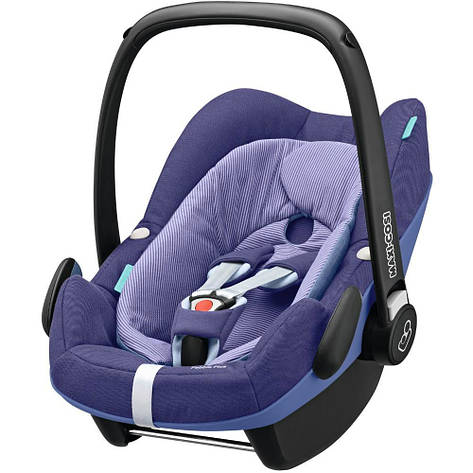 Автокресло Maxi Cosi Pebble Plus 0-13 кг (79878970) River Blue (синий), фото 2
