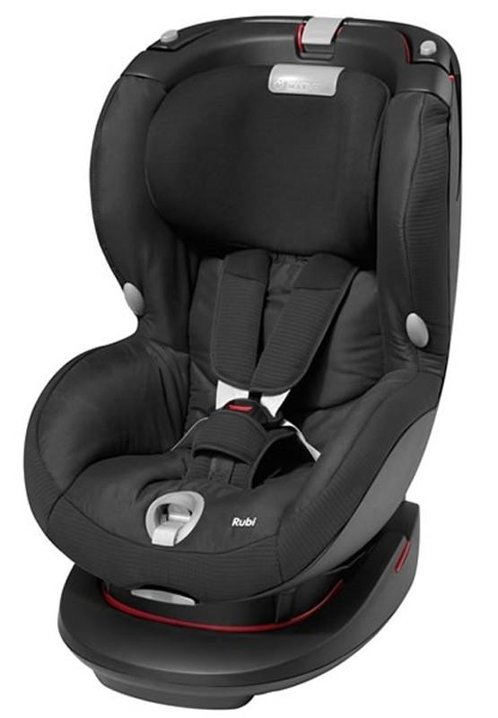Автокресло Maxi Cosi Rubi 9-18 кг (76405940) Total Black (чёрный)