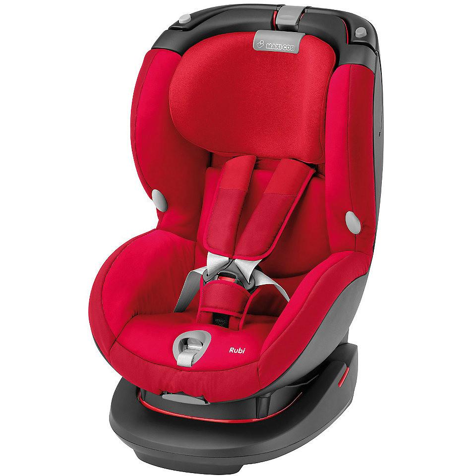 Автокресло Maxi Cosi Rubi 9-18 кг (76405950) Intense Red (красный)