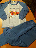 Пижама детская на баечке для мальчика 122 размер