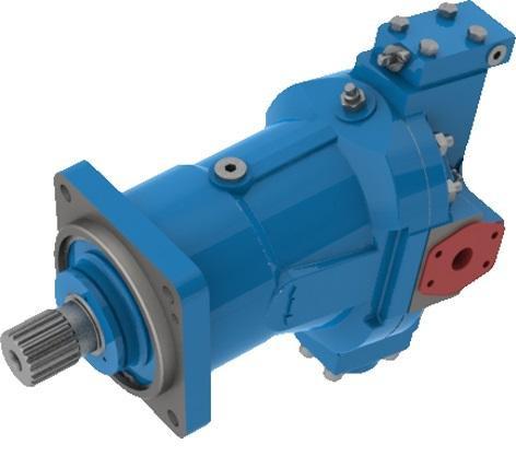 Гидромотор MBV10.4.112.501.002(Аксиально-поршневые моторы 303.3.112.501.002)