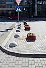 Ограничитель проезда (боллард) бетонный №5, фото 4