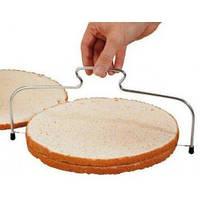 Преимущества использования струны для нарезки бисквита
