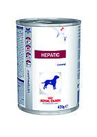 Royal Canin Hepatic консерва для собак 6шт*420г-диета при заболеваниях печени