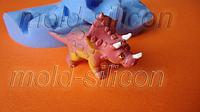 """Силиконовый молд 3Д """"Динозавр 5"""""""