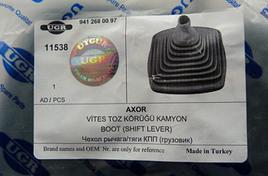 Чехол рычага КПП на Мерседес Аксор,Актрос/3409