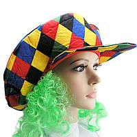 Кепка Клоуна с волосами  KGU-0600