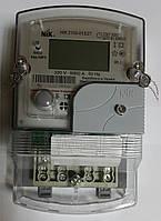 Двухтарифный однофазный электронный счетчик НИК 2102-01.Е2Т 220В, 4тарифа, ЖКИ, фото 1