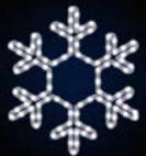 """Снежинка светодиодная """"Standart"""", 9 Вт"""