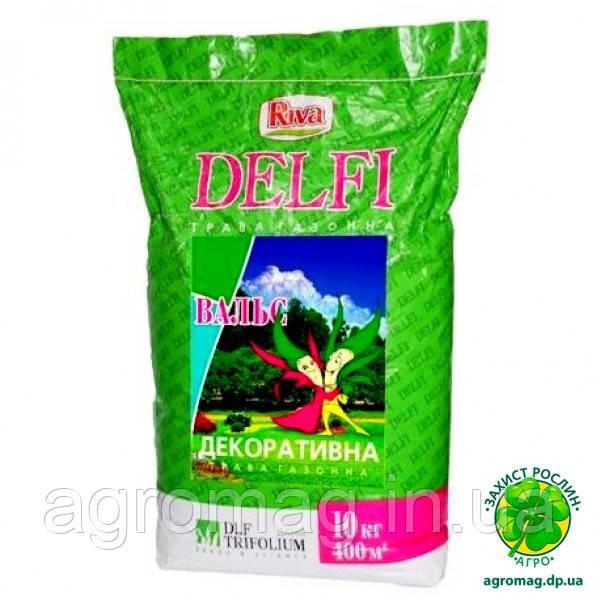Газонная трава DELFI Вальс Декоративная 10кг